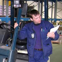 managing workers in a manufacturing environment